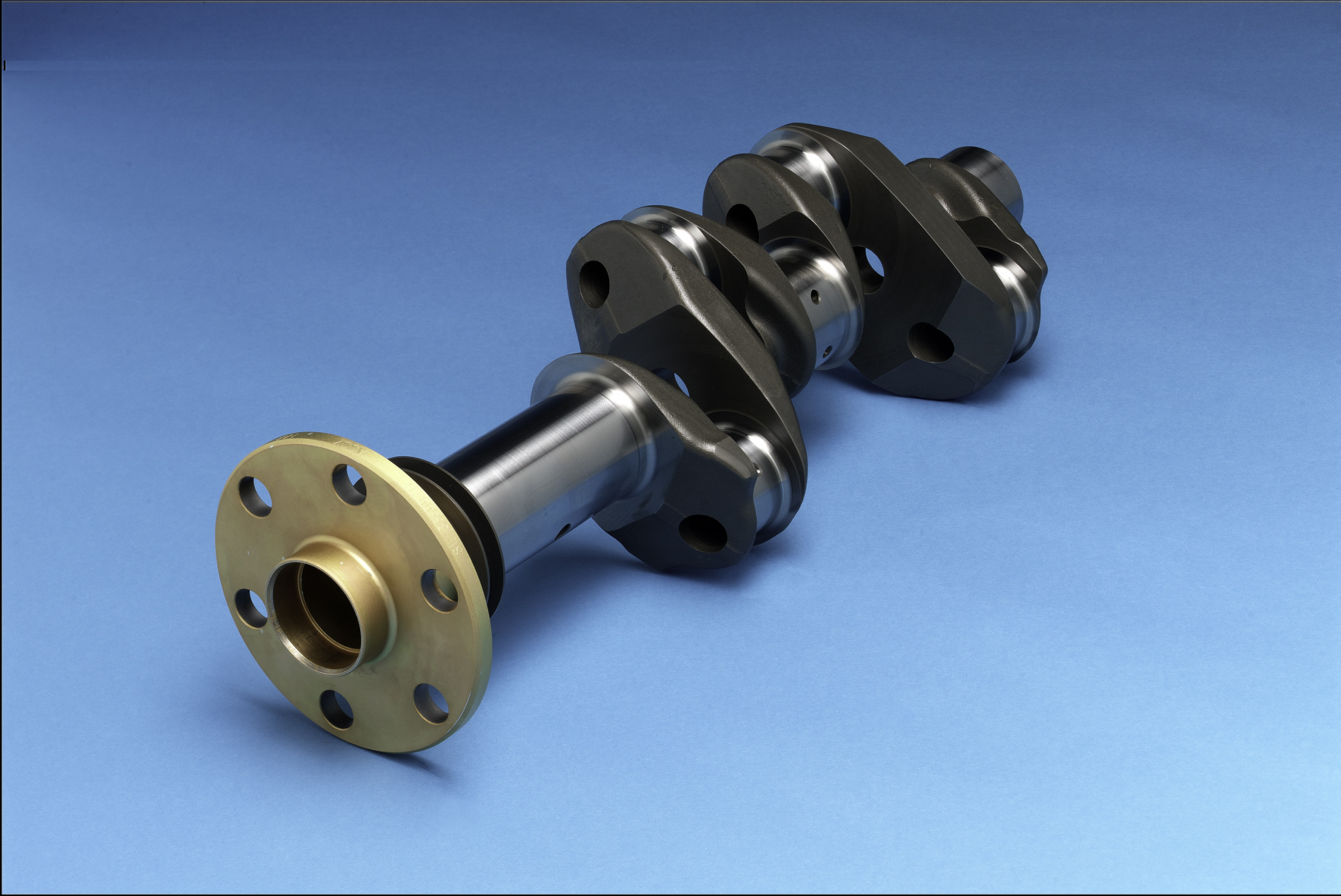 Crankshafts, Aviation